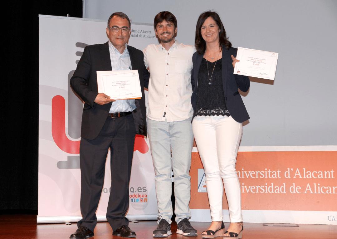 Premie PA'ELLA al programa de ràdio El Setrill patrocinat per l'empresa Carmencita