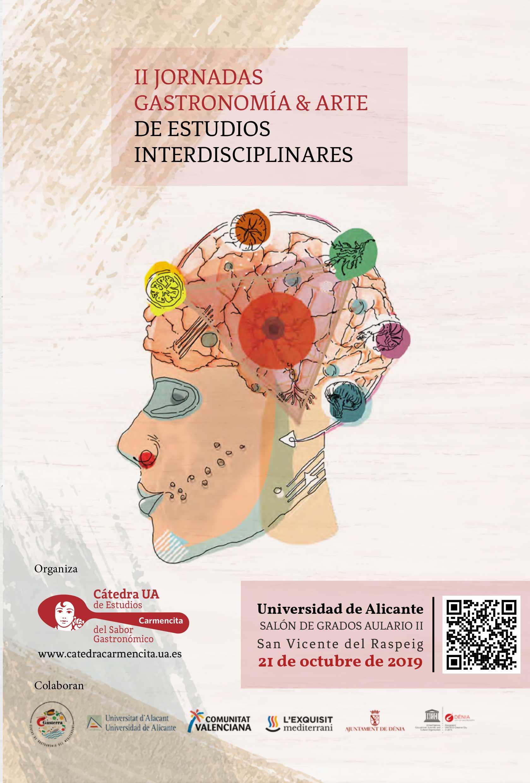 II Jornadas Gastronomía & Arte de Estudios Interdisciplinares