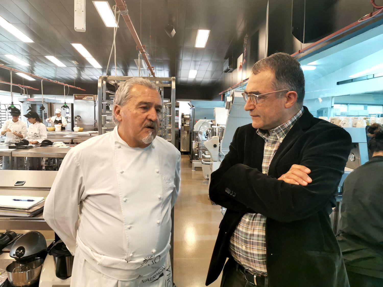 Visita al Obrador de Paco Torreblanca