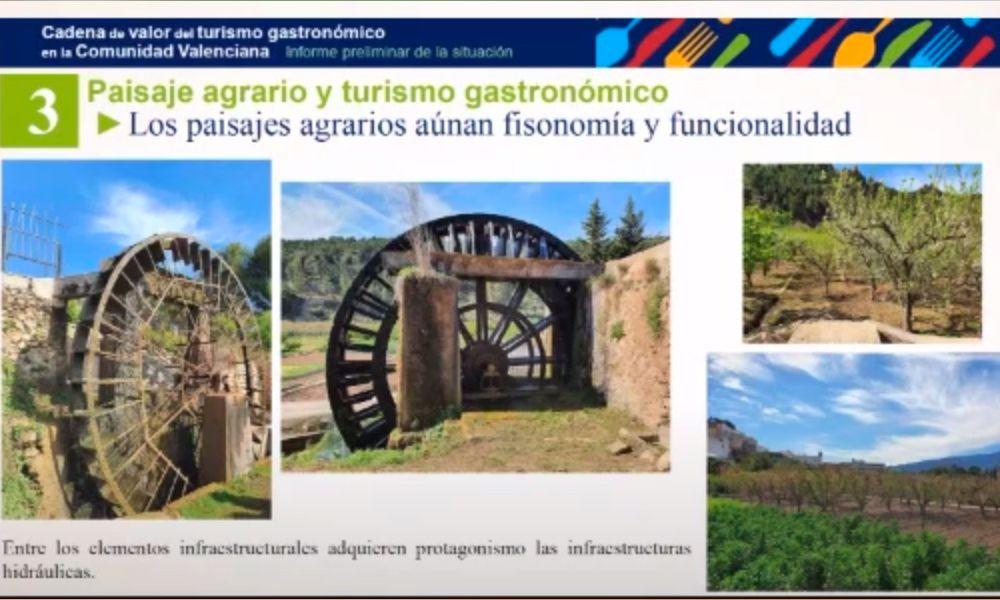 """Webinar """"Paisatge agrari i turisme gastronòmic en la Comunitat Valenciana"""" – L'Exquisit Mediterrani"""