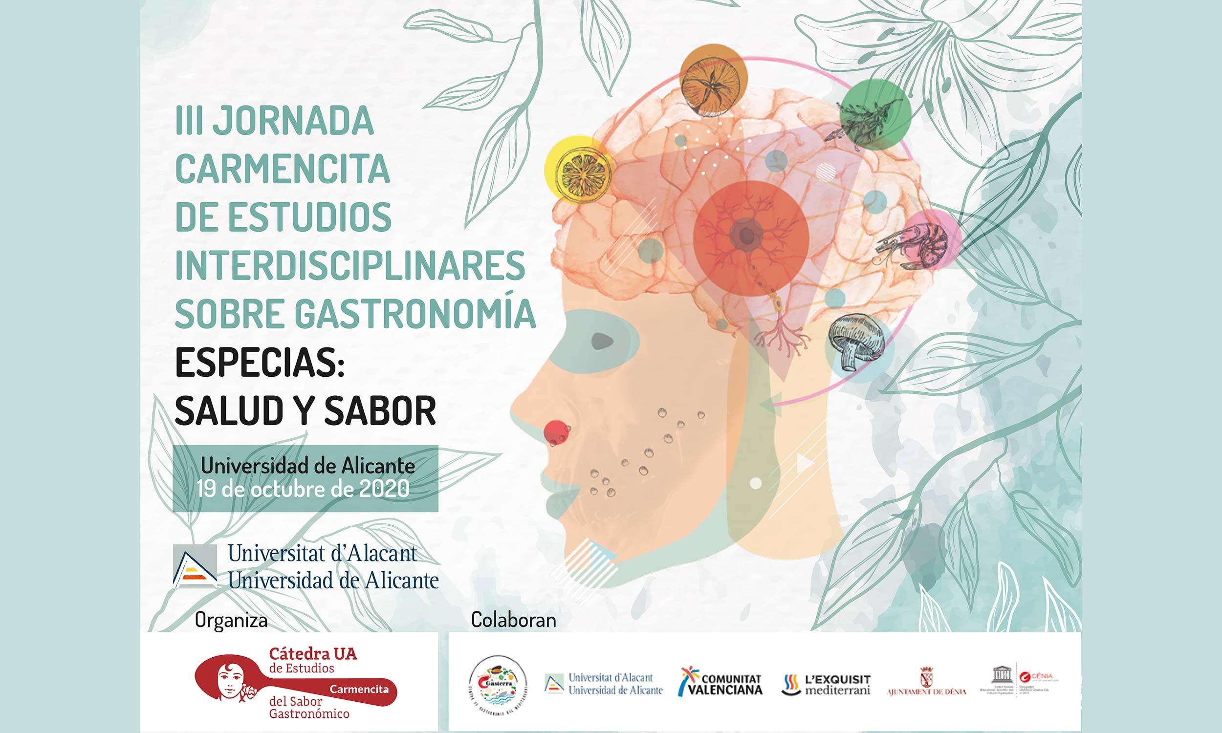 III Jornada Carmencita d'Estudis Interdisciplinaris sobre Gastronomia