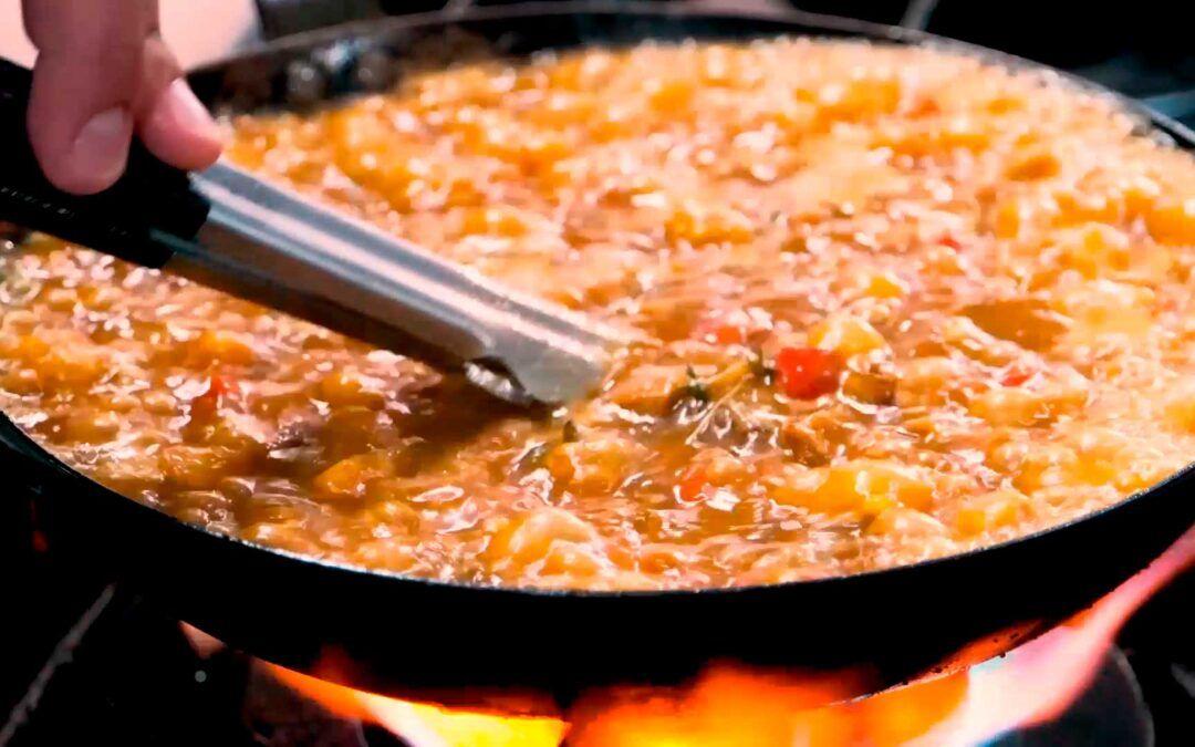 Como hacer un arroz de estrella Michelin