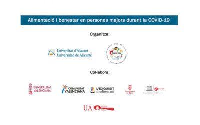 Alimentació i benestar en persones majors durant la COVID-19