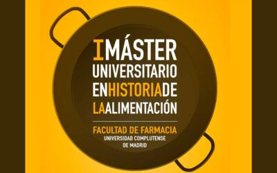 I Màster Universitari en Història de l'Alimentació