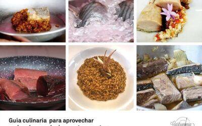 La nova Guia culinària sobre Gastronomia editada per Publicacions de la Universitat d'Alacant ensenya com aprofitar millor el peix