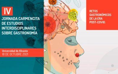 Jornadas Carmencita de Estudios Interdisciplinares sobre Gastronomía